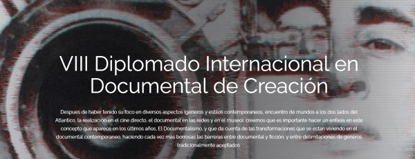 Diplomado Internacional en Documental de Creación (2018)